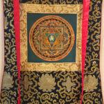 nepáli tibeti buddhista mandala thangka 101