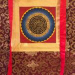 nepáli tibeti buddhista mandala thangka 21
