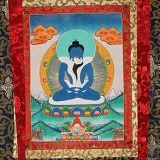 Buddha thangkák