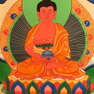 Amitabha Buddha thangka 22