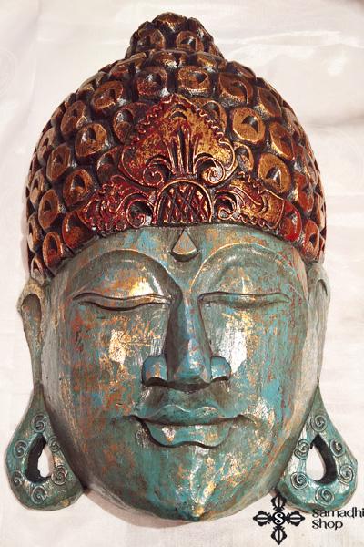 buddhamaszk 05 nagy