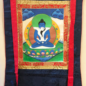 Szamantabhadra thangka 21