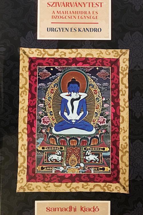 Szivárványtest Urgyen dzogcsen könyv