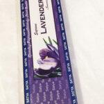 Satya Supreme Lavender indiai prémium füstölő