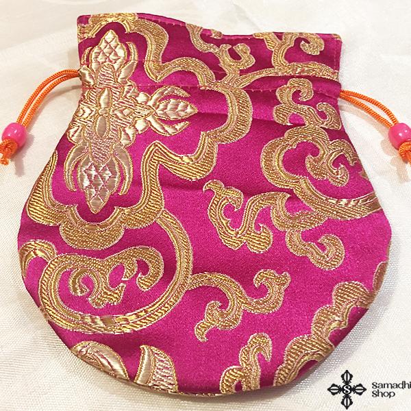 brokát buddhista mala erszény samadhi shop 2