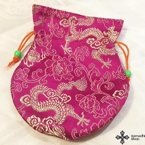 brokát buddhista mala erszény samadhi shop 5