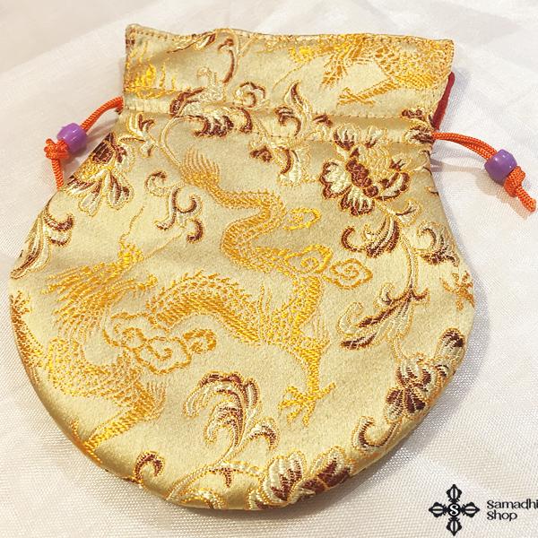 brokát buddhista mala erszény samadhi shop 6