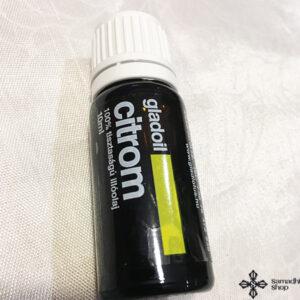 Gladoil Citrom 100 természetes illóolaj