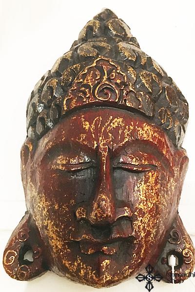 buddha mask 20