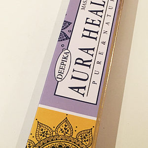Deepika Aura Healing indiai prémium füstölő