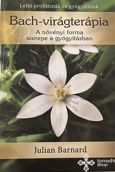 Julian Barnard Bach virágterápia könyv
