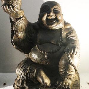 Kő óriás.Buddha szobor bőséghozó Buddha 4