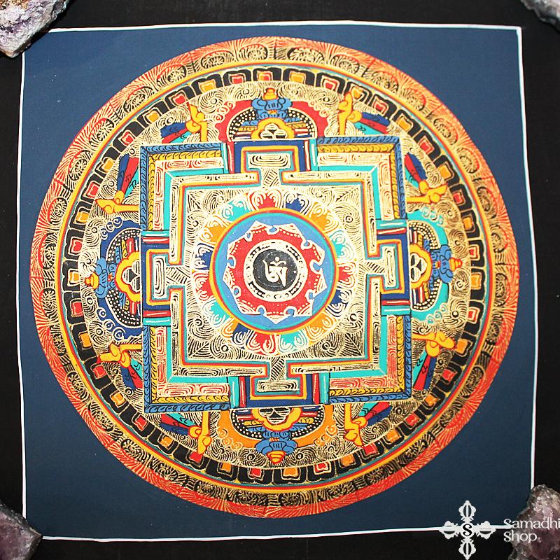 Mandala festmény thma011