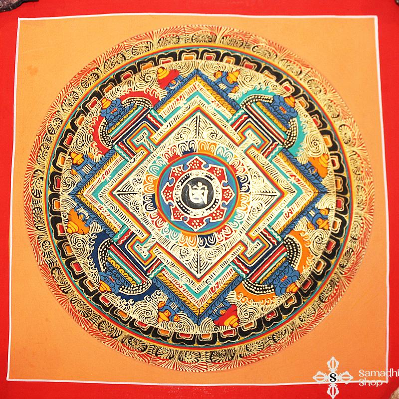 Mandala festmény thma112