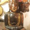 riás faragott fa buddha szobor samadhi shop nepáli tibeti bolt 06 2