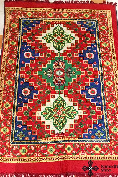 Indiai szőnyeg vagy faliszőnyeg vastag anyagú 3