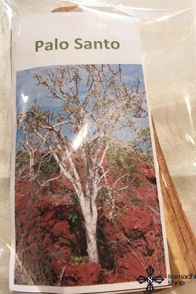 Palo Santo füstölő fa 2