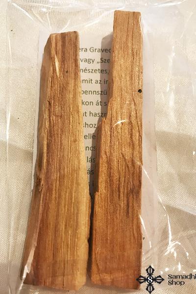 Palo Santo füstölő fa