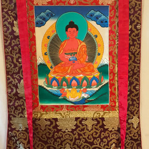 Amitabha Buddha thangka 11