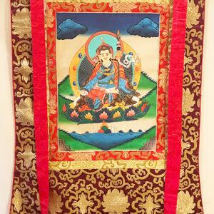Padmasambhava Guru Rinpocse thangka 11