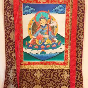 Padmasambhava Guru Rinpocse thangka 31