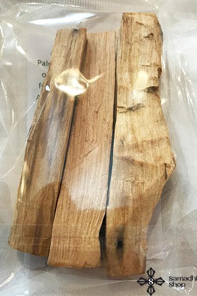 Palo Santo füstölő fa 3 darabos