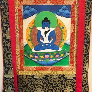 Szamantabhadra thangka 41