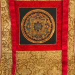 nepáli tibeti buddhista mandala thangka 11