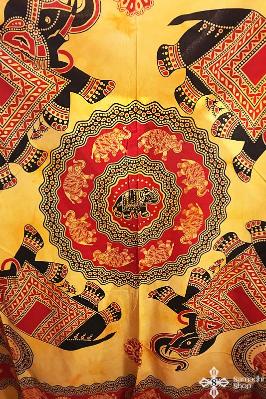 Dupla méretű pamut mandala ágytakaró 20