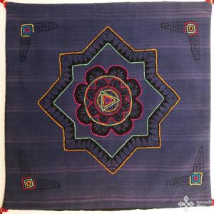 Nepáli kézműves párnahuzat 3