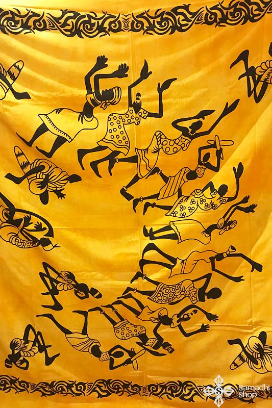 Dupla méretű pamut ágytakaró vagy faliszőnyeg - Samadhi Shop bd7728d697