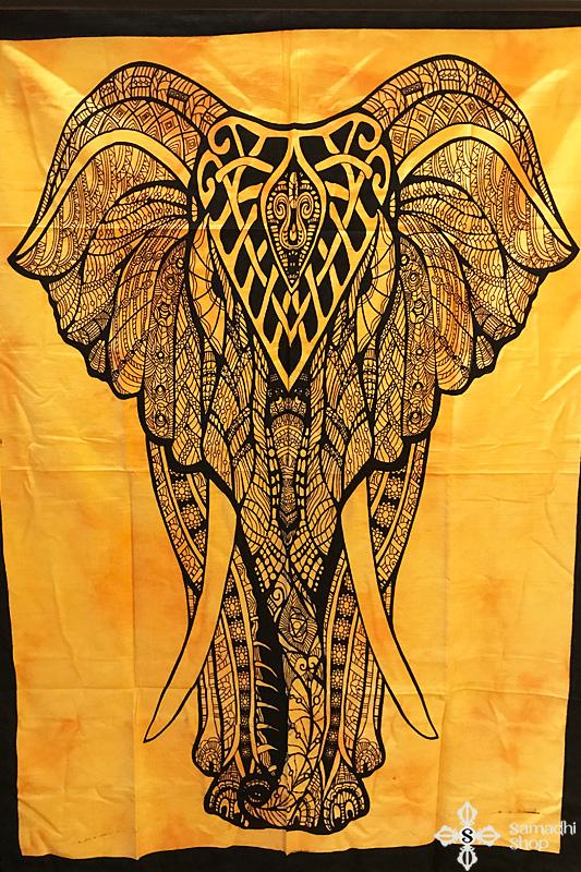 Mandala faliszőnyeg teritő takaró 12