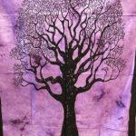 Mandala faliszőnyeg teritő takaró 13