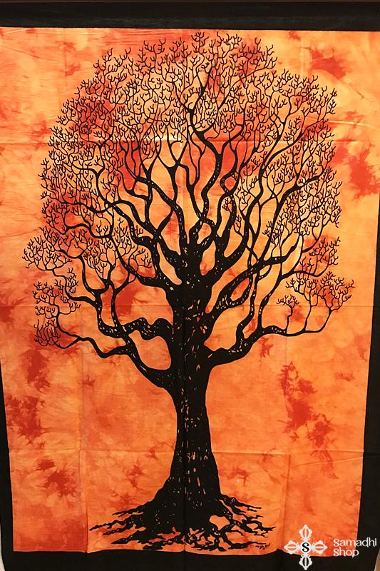 Mandala faliszőnyeg teritő takaró 14