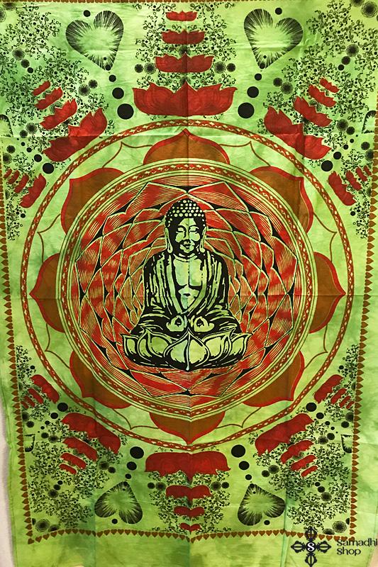 Buddha mandala faliszőnyeg - Samadhi Shop 0fbf501072