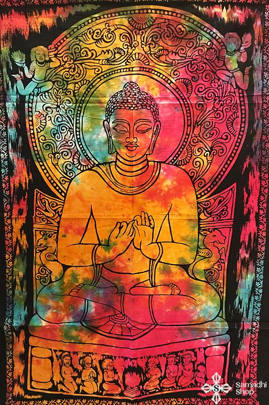 Mandala faliszőnyeg teritő takaró 22