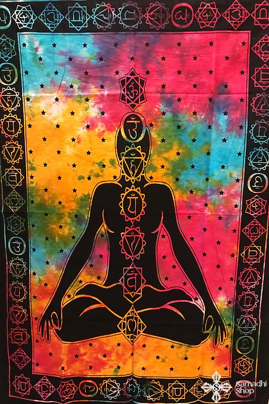 Mandala faliszőnyeg teritő takaró 23