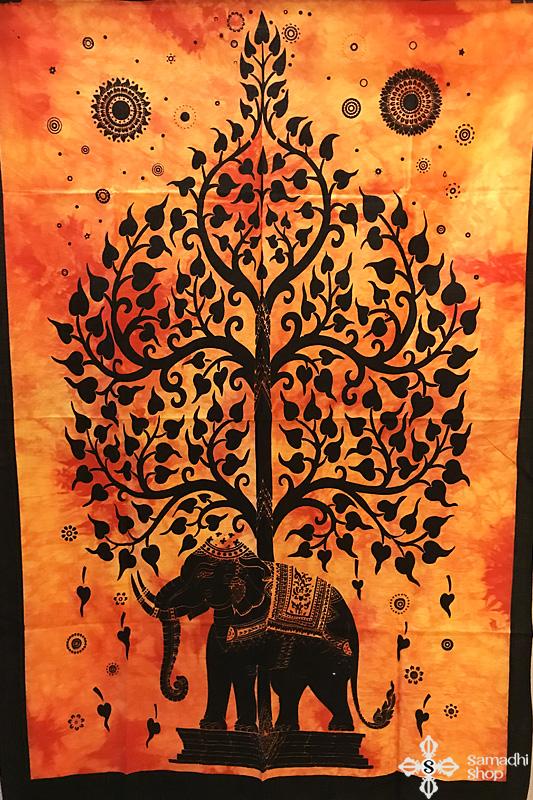 Mandala faliszőnyeg teritő takaró 24