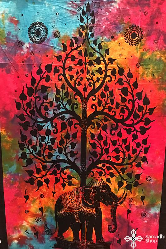Mandala faliszőnyeg teritő takaró 27