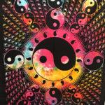 Mandala faliszőnyeg teritő takaró 6