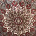Mandala mintás pamut ágytakaró 11