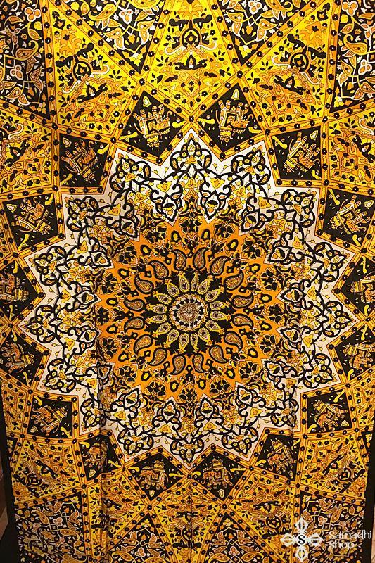 Mandala mintás pamut ágytakaró 7