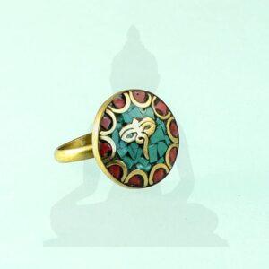 mindentláto szemes gyűrű