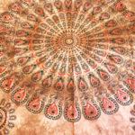 samadhi tibeti ajandék buddhista bolt indiai ágytakaró 1