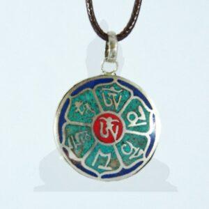 türkiz medál omani mantráva