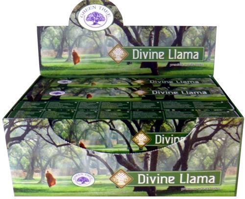 Divine lama isteni láma green tree samadhi shop