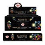 incense stick kabbalah green tree samadhi shop