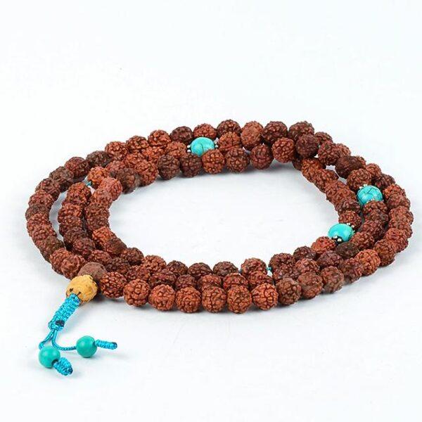 rudraksha koral osztassal