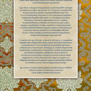 Urgyen könyv Egység a Kettősségben Az urbán jógi legendája hátlap
