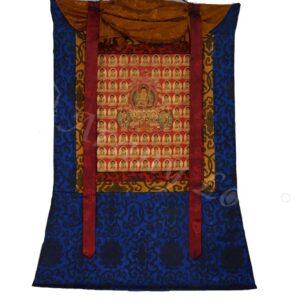 buddha elete thangka 0